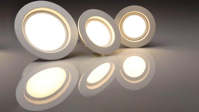 Regular LED lighting