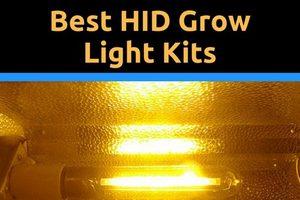 Best Hid Grow Light Kits Updated Jan 2020