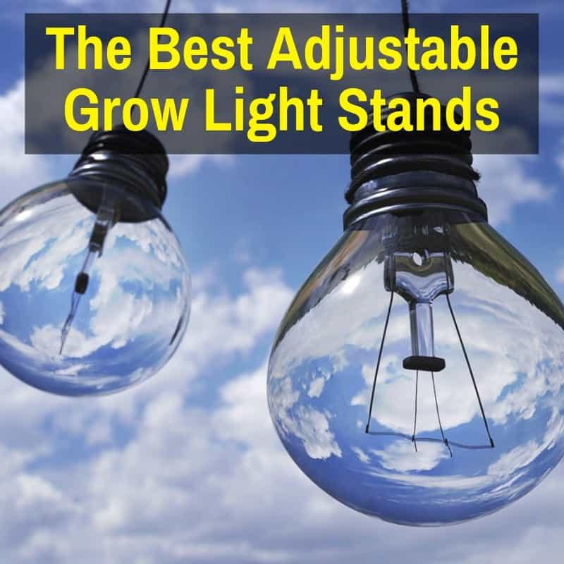 Adjule Grow Light Stands