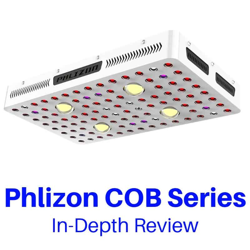 Phlizon Cob Series Led Grow Light Review