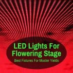 high yielding led lights for flowering