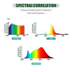 CXB3590 Spectrum