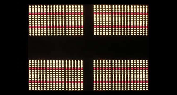 Meijiu Quantum Board LED grow light