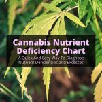 Diagnose marijuana nutrient problems